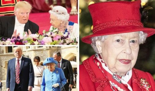 Queen snub: Monarch took swipe at 'noisy' Donald Trump during rare interview