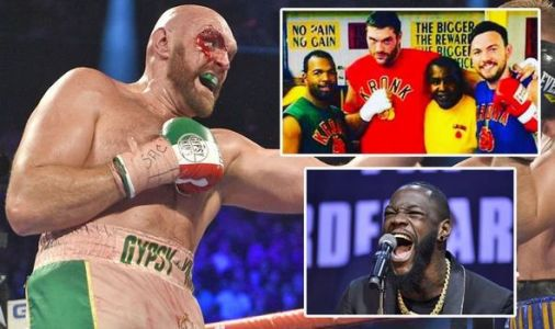 SugarHill Steward orders Tyson Fury to 'get the KO, f**k anything else' vs Deontay Wilder