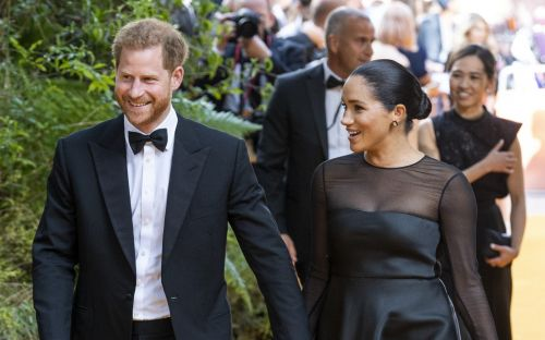 Sir Elton John defends Duke and Duchess of Sussex as he reveals he paid for private holiday jet
