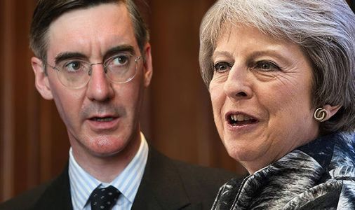 Phew! May SCRAPES Brexit victory by THREE VOTES as No10 plot to avoid LEADERSHIP COUP