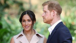 Did Harry and Meghan just confirm that they have moved to LA?
