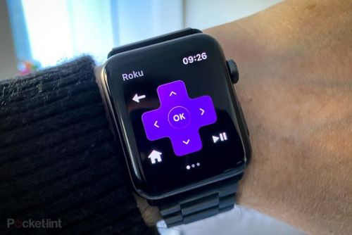 Roku added to Apple Watch, control your TV from your wrist