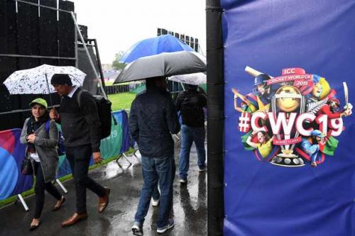 Cricket World Cup 2019 weather: What happens when the Cricket is rained off? Rules when there's a delay