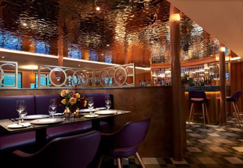 Scotland's first floating hotel Fingal sails into the GQ Food & Drink Awards shortlist