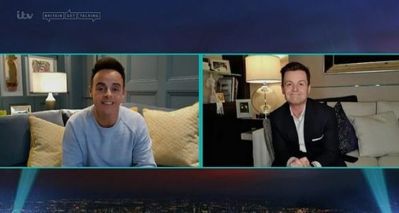 Ant And Dec Reveal Challenges Of Hosting Saturday Night Takeaway From Their Living Rooms