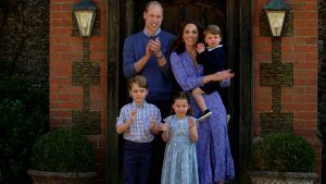 Prince Louis is making Prince George grumpy for this reason