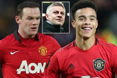 Man Utd ace Mason Greenwood compared to Wayne Rooney by Ole Gunnar Solskjaer