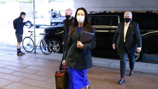 Huawei CFO Meng Wanzhou returns home after US drops fraud charges