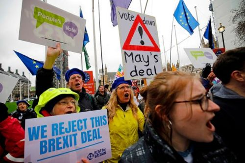 Brexit: When is the 'Put it to the People' march? Time, speakers and how to join