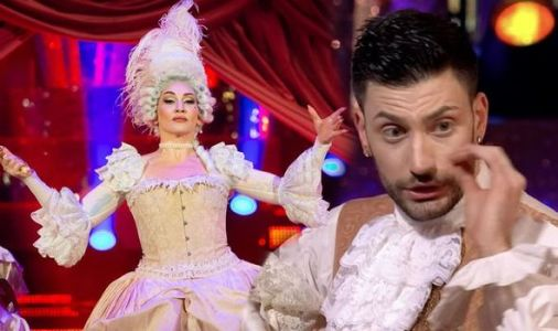 Strictly Come Dancing 2019: What Giovanni Pernice told Michelle Visage after elimination