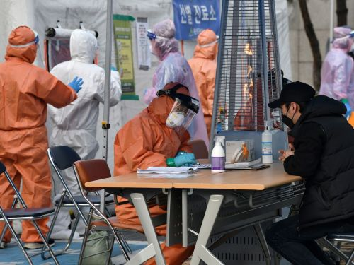 South Korea reported that 51 coronavirus patients' infections went away then 'reactivated' But it's unlikely the virus has a dormancy period
