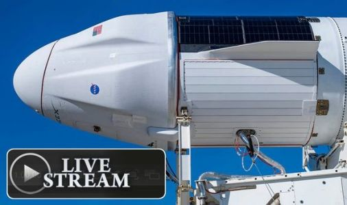 SpaceX launch LIVE stream: How to watch SpaceX launch upgraded Dragon 2 on ISS resupply