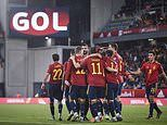 Spain put seven past Malta having already secured qualification to Euro 2020 finals next summer