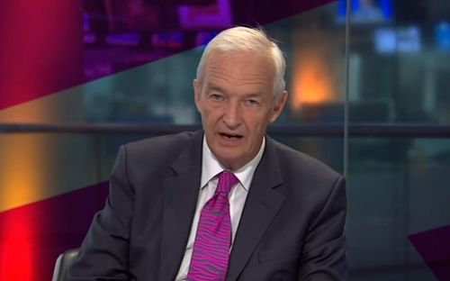 Channel 4's Jon Snow in self-isolation amid coronavirus spread after trip to Iran