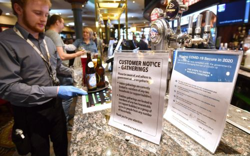 Wetherspoons to cut price of pint to £1.29 after VAT reduction