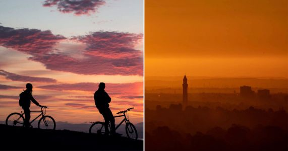 Britain set for a 'warm and fine' day of bank holiday sun