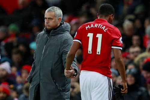 Jose Mourinho won't like the comparison Manchester United fans are making after Anthony Martial said he wants to leave