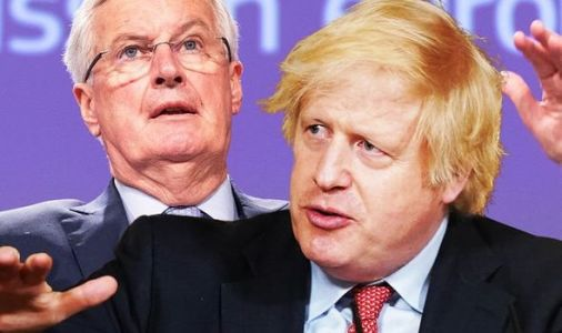 Boris vows to defend fisheries: PM dismantles Barnier's claims after Brexit talks collapse