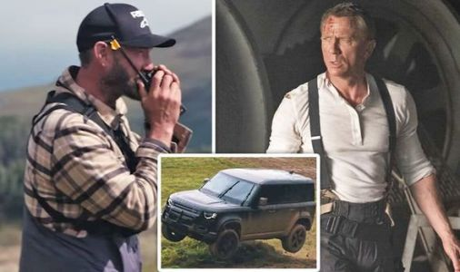 James Bond 25: NEW No Time To Die behind-the-scenes footage teases EPIC stunts