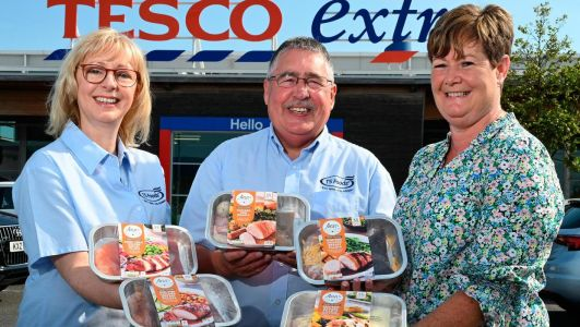 Ann's Kitchen supplying new ready-to-cook lines to Tesco NI
