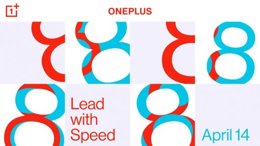 The OnePlus 8 range's official unveiling is set for April 14