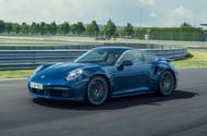 New Porsche 911 Turbo arrives with 572bhp flat-six