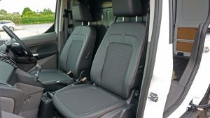Ford Transit Connect van review