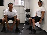 A-list fitness guru reveals how to get in shape during lockdown with minimal equipment