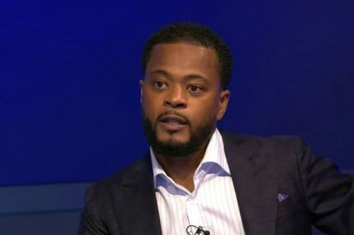 """Patrice Evra accuses Liverpool fans of lacking """"respect and class"""" in new blast"""