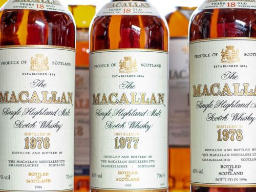 Cash In Your Cupboard; Is Your Bottle Of Whisky Worth £30 or £10,000?
