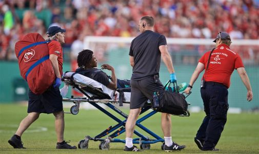 """Jurgen Klopp eager not to """"create headlines"""" with Yasser Larouci """"lucky"""" after horror tackle"""