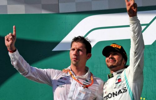 'Nico needed 1,000 laps, Lewis was there in two'