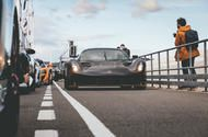 Lotus Evija: 2000bhp EV hits the track at Goodwood Speedweek