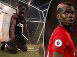 'Almost there': Paul Pogba reveals he will return soon despite Liverpool injury blow