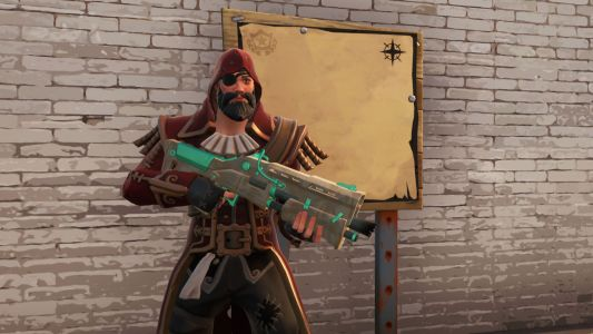 Fortnite: where to find the treasure map signpost in Paradise Palms