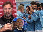 Jurgen Klopp insists Manchester City's European ban escape was 'not a good day for football'