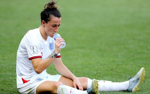 Lucy Bronze pulls out of England squad for the SheBelieves Cup with calf injury