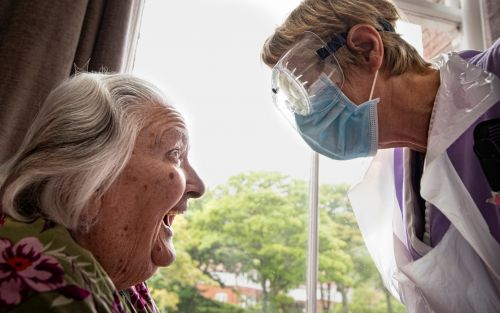 Forget me not: dementia in the time of Covid-19