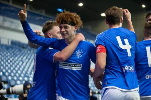 The Peter Lovenkrands Rangers lesson that is helping Nathan Young-Coombes fire Colts to victory