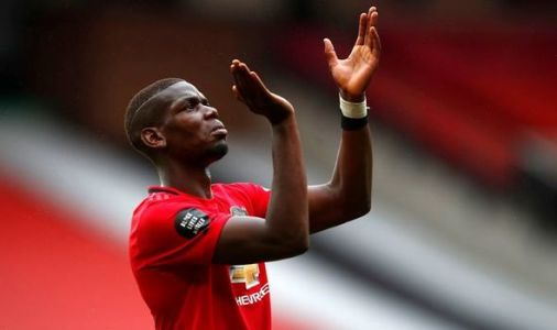 What Paul Pogba was seen doing in Man Utd dressing room may tell us about star's future