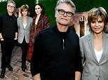 Lisa Rinna and her husband Harry Hamlin attend a screening of Hollywood with Rumer Willis