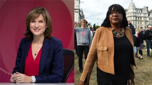 Diane Abbott Says BBC's Fiona Bruce Still To Apologise Over Question Time Row