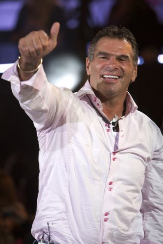 Big Fat Gypsy Wedding's Paddy Doherty seriously ill in hospital with Covid and pneumonia