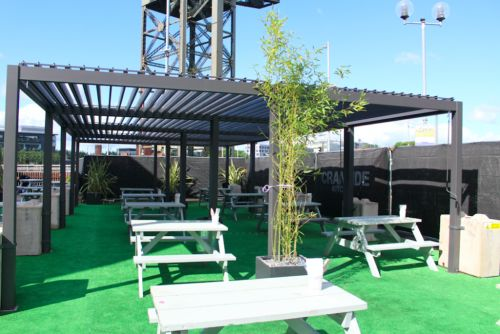 Here are the opening times of some of Glasgow's favourite beer gardens as they reopen on July 6