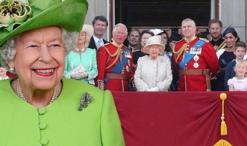 When will Queen's new great-grandchildren FINALLY get their palace balcony debut?