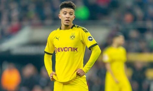 Jadon Sancho urged to snub £120m transfer to Man Utd or Real Madrid in Dortmund twist