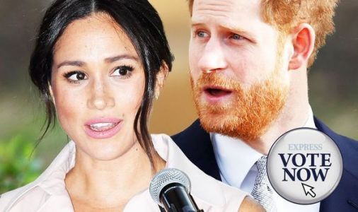 Royal POLL: Should UK taxpayers be forced to pay for Meghan and Harry's security? VOTE