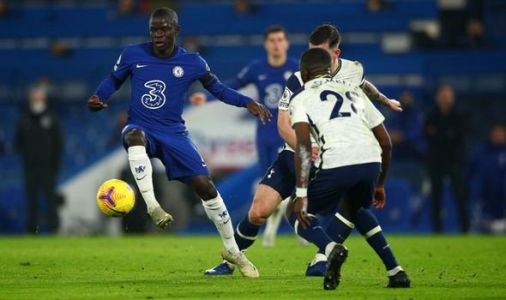 Chelsea player ratings vs Tottenham: N'Golo Kante stands out as Blues' forwards struggle