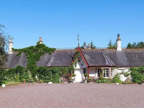 Take a look inside this listed Scottish house with 5 acres of land on the NC500