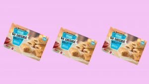 Aldi launches vegan sausage rolls and we're here for it